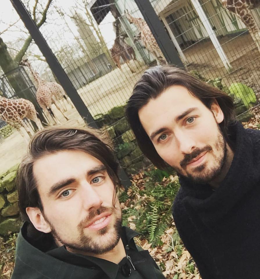 David en Patrick