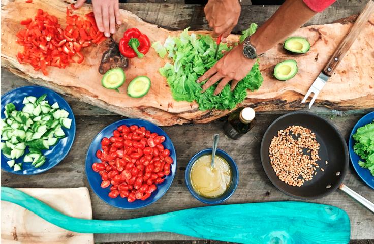 indful koken met de kwekerij - afbeelding maarten-van-den-heuvel