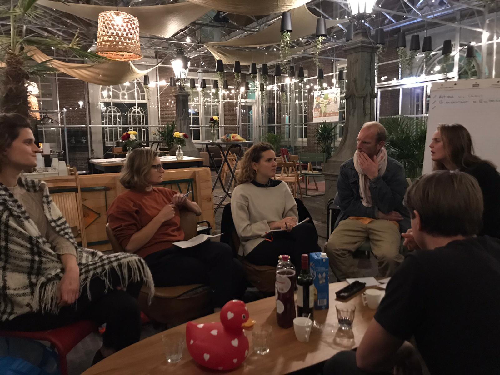 De Verdieping ontwikkeltraject Amsterdam